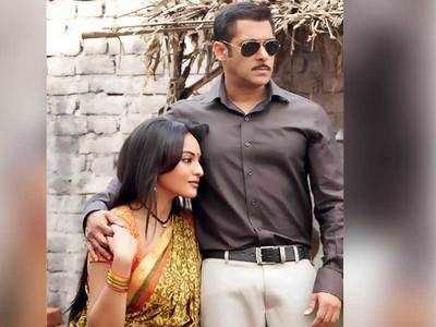 Salman Khan, Sonakshi Sinha announce Dabangg 3