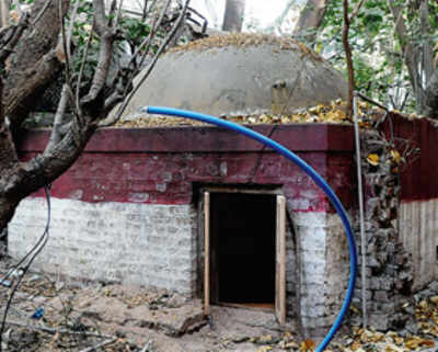 Forgotten dome at FTII gets heritage nod