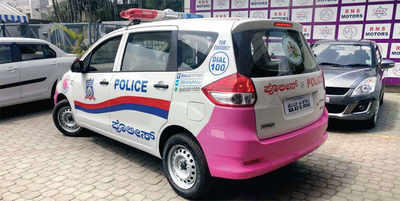 Pink Hoysala patrols, security app for women safety