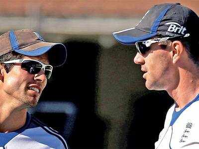 Alastair Cook hopes time can mend relationship with Kevin Pietersen