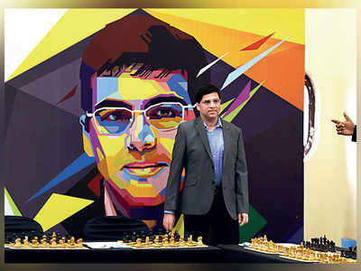 'Magnus Carlsen was better than me in his early 20s'