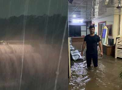 Heavy rains lash Pune, at least 40 people safely rescued; waterlogging reported at several places