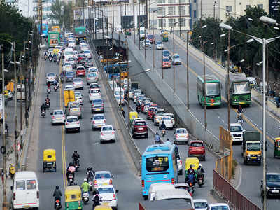 Killer flyovers of Outer Ring Road