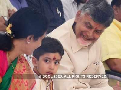 Six-year-old Nara Devansh continues to be richer than grandpa Chandrababu Naidu