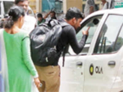 Soon, cab drivers can't attach cars to multiple aggregators