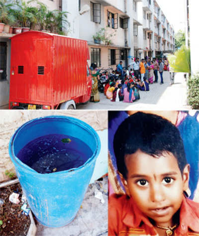 5-yr-old nephew killed by his aunt over her inability to conceive a son