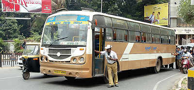 BMTC wants to scrap 1,000 buses