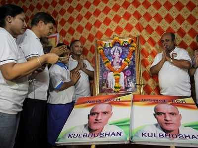 Maharashtra village erupts in joy after ICJ ruling in Kulbhushan Jadhav case
