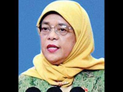 Singapore prez angry over poll sexualising Muslim teachers