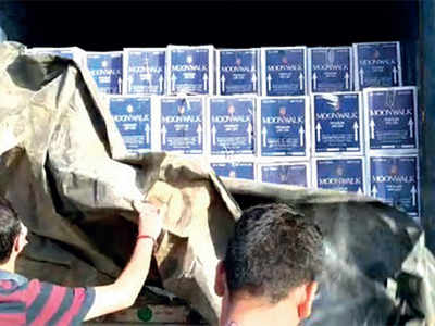 Liquor worth Rs 51L seized from Palanpur