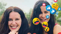 Katrina Kaif shares unseen goofy video with sister Isabelle