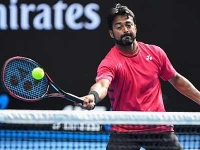 Chance for Leander Paes to set Davis Cup doubles record