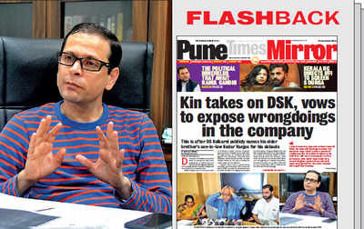DSK gets Rs 100-crore defamation notice from his son-in-law