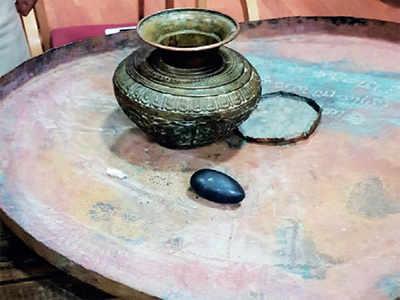 Fake nagamani recovered