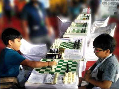 Six-year-old, nine-year-old play chess match for over 4.5 hours, officials forced to call draw