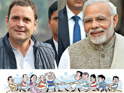 Gujarat Election results: Today Gujarat decides who will have the last laugh on V-Day
