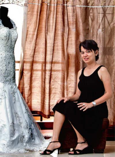 Meet the gown girl