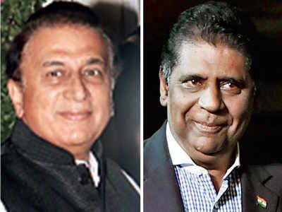 Sunil Gavaskar, Vijay Amritraj to share stage in Los Angeles today