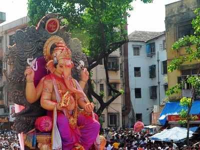 Ganesh Galli: No Utsav murti this year, only pooja murti and online darshan