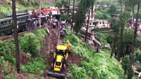 Himachal Pradesh: 35 feared trapped after building collapses in Solan district