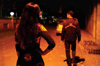 Female gangs on prowl in city's streets