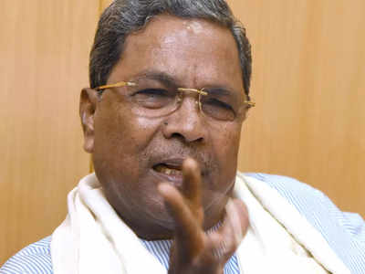 Alliance with JD(S) was not required: Siddaramaiah