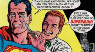Why I love Superman comics