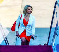 President Trump offers job to Heather Nauert (US Ambassador to UN)
