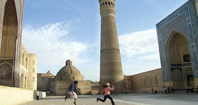 In the land of Timur