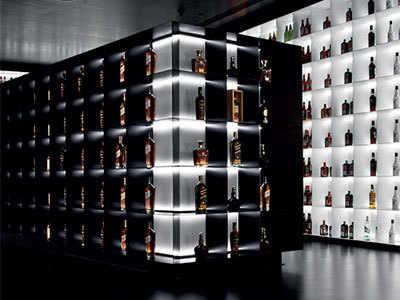 Ahmedabad tops in liquor consumption