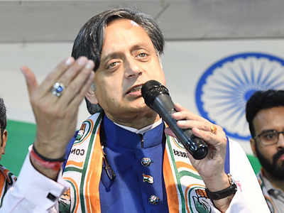 Shashi Tharoor dismisses defamation case for his 'scorpion remark' against PM Narendra Modi, says he has quoted RSS pracharak in his book