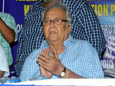 Soumitra Chatterjee admitted to Kolkata hospital