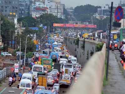Bengaluru is the 'Most Traffic Congested City' in the world: Report