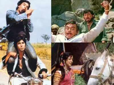 Sholay completes 45 years: Dialogues from the film that have become larger than life