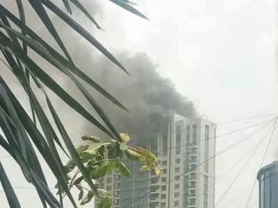 Mumbai high rise fire live updates: Massive fire in Beau Monde towers; Prabhadevi fire is the 295th incident in Mumbai in last 60 days; Fire is in pockets, but almost contained, says fire brigade