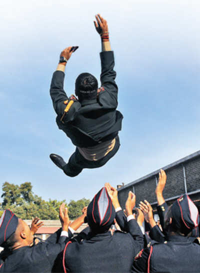 40 cadets drop out of NDA, unable to cope with rigour