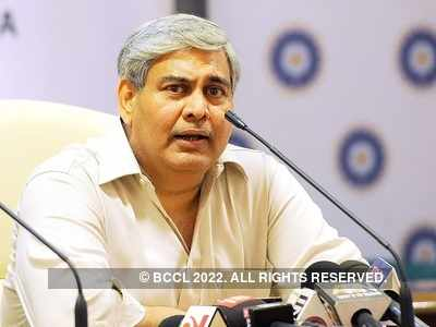Shashank Manohar declines extension, BCCI says an Indian could contest for ICC chairman post