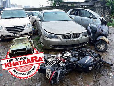 Operation Khataara: Police, RTO must deal with khataaras, not BMC