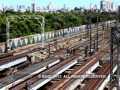 Western Railway to carry out maintenance, repair work at railway bridge over Mithi River
