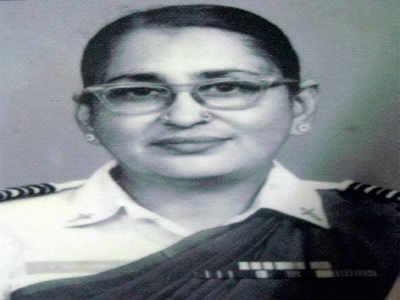First woman officer of IAF passes away