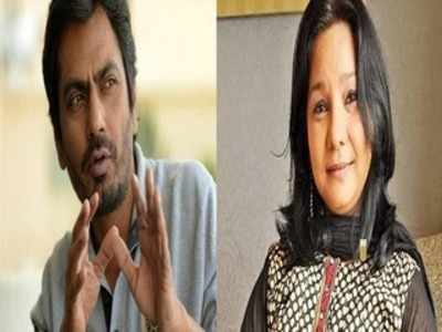 Actress Sunita Rajwar calls Nawazuddin Siddiqui a liar for saying that he referred to another Sunita in his memoir