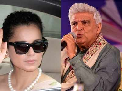 Javed Akhtar files complaint against Kangana Ranaut for making defamatory and baseless comments against him