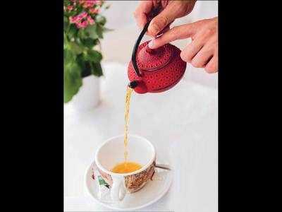 Say good night with tea
