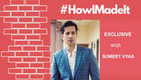 #HowIMadeIt | Sumeet Vyas on divorce, 2nd marriage