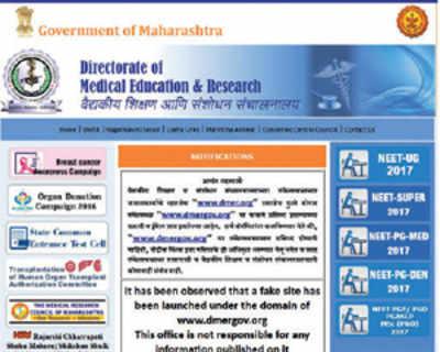 Error 404: Fake govt medical website found