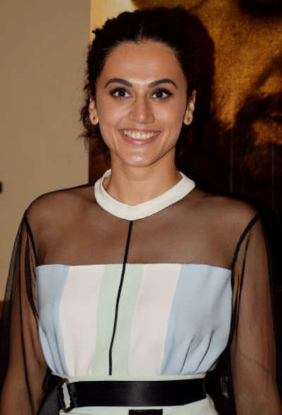 Taapsee Pannu: Disturbing to see Muslims being targeted in India