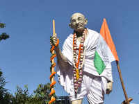 R-Day parade: 22 tableaus to showcase life of Mahatma Gandhi on his 150th birth anniversary