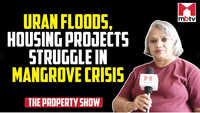 Uran floods, housing project struggle in Mangrove crisis
