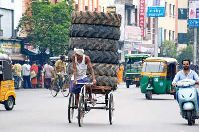 Discarded tyres to battle earthquakes