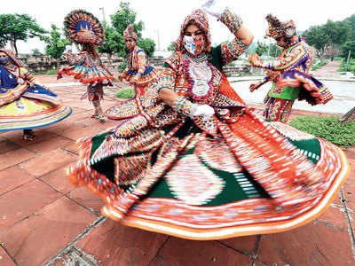 Should Navratri be celebrated only in flats/societies this year?